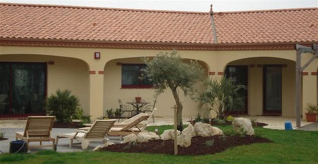 Maconnerie maison neuve réalisée par BFC Maconnerie à La Garnache 85710 près de Machecoul 44270