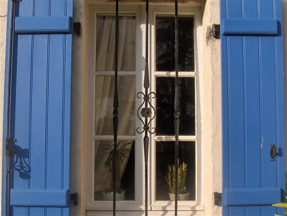 Barreaudage de fenêtre. Clisson (44190)