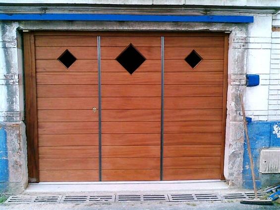 Fabrication et pose du portail suivant plan architecte (client)
