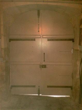 Face intérieur de la porte avec fabrication à neuf des ferronneries ,Nantes 44000