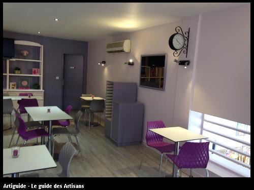44840 - les Sorinnières Moulin tartine - peinture des murs, plafond et pose de lames en pvc sur le sol