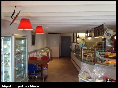 44840 - les Sorinnières Moulin tartine - peinture des murs, plafond.