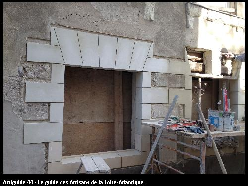 renovation sur paimboeuf. Régine Blanchard Maitre d 'œuvre  a Saint Viaud