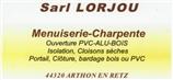 LORJOU MENUISERIE - menuiserie - ARTHON-EN-RETZ 44320