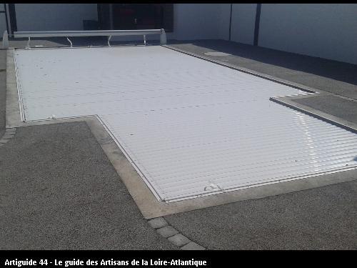 Travaux de béton réalisé par l'entreprise SOMATP basé à MACHECOUL 44270