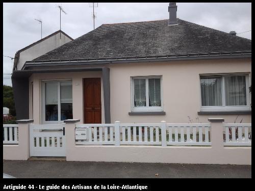Ravalement maison ancienne resine de protection pour peinture - Refaire electricite maison ancienne ...
