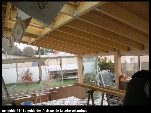 Suite charpente ST BREVIN 44250
