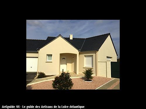 44470 CARQUEFOU - façade