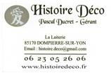 HISTOIRE DECO - enduit - NANTES (44000) 44000