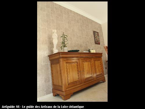 44240 - Sucé Sur Erdre - travaux de décoration