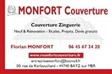 MONFORT COUVERTURE - toiture - BATZ-SUR-MER 44740