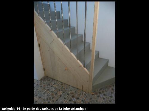 La bernerie en  retz  rénovation régine Blanchard  Maitre d'œuvre Saint Viaud