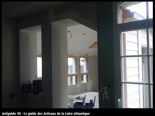 Rénovation en Plaques de plâtre à CLISSON
