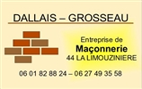 DALLAIS - GROSSEAU construction maison