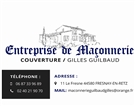 Guilbaud Gilles construction maison