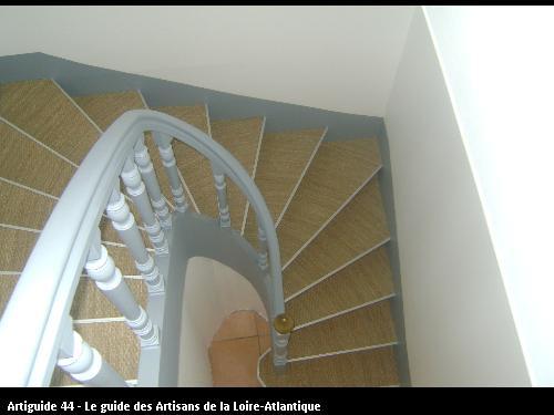 escalier en jonc de mer 44320 arthon-en-retz