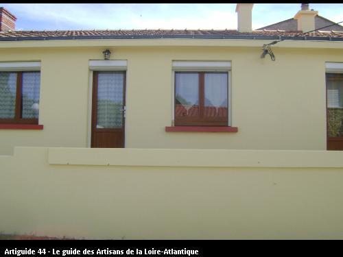 ravalement de façade 44680 Chéméré