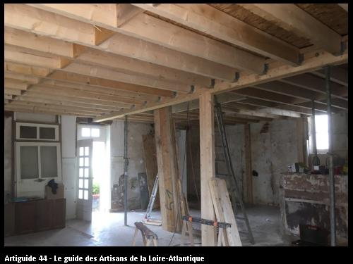 RENOVATION LA BERNERIE EN RETZ