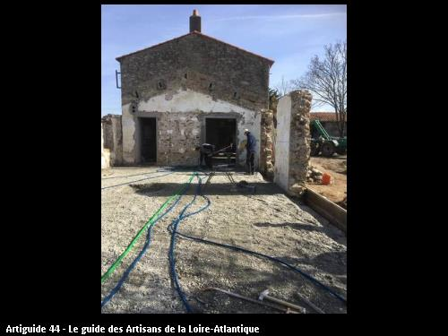RENOVATION SUR FROSSAY