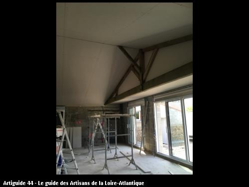 RENOVATION  SIANT LEGER  LES  VIGNES