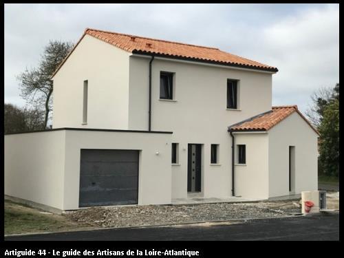 maison neuve St Brévin