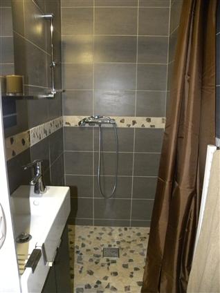 Particulier : Dégagement APRES transformation - Création d'une douche à l'italienne - 44250 ST BREVIN