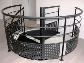Escalier, 44400 Rezé