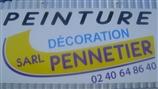 PENNETIER CYRILLE peintre en batiment, isolation par l'extérieur, rénovation, isolation, revêtement de sol, revêtement de mur, ravalement CHEMERE 44680