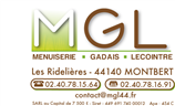 M.G.L menuiserie Gadais Lecointre - menuiserie - MONTBERT 44140