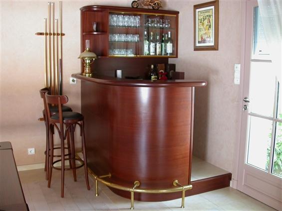 Bar de salon - NOIRMOUTIER 85330