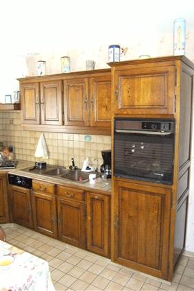 Relooking de cuisine AVANT - SAINT HILAIRE DE RIEZ 85270