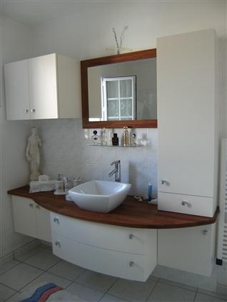 Mobilier de salle de bains -