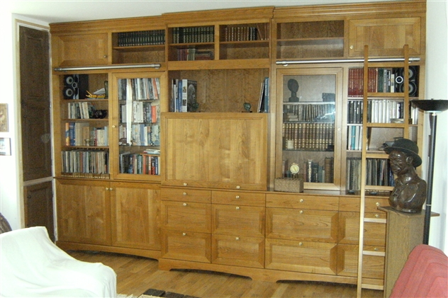 Bibliothèque -
