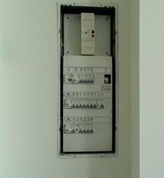 Tableau Electrique Réalisé à Pornic 44210, dans un logement en Rénovation