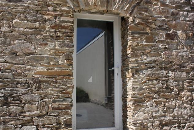 Création d'une porte à Château-thébaud 44690.