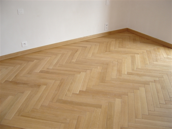 Réalisation de parquet traditionnel à Boussay 44190
