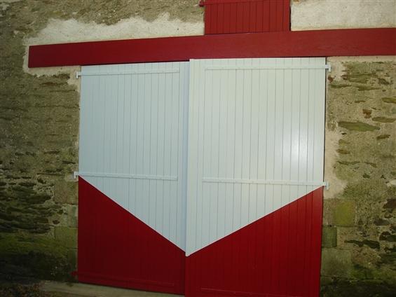 44119 - TREILLIERES - portail de l'écurie