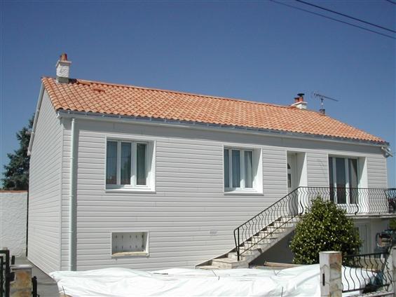 Lebreton toiture getigne - Isolation des murs par l exterieur ...