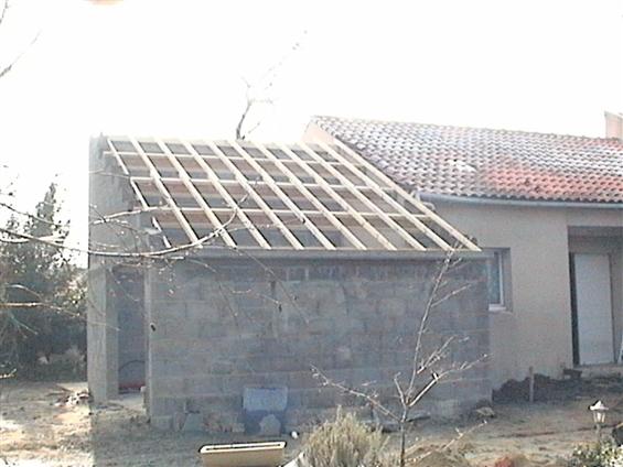 Extension d'une maison à ORVAULT 44700.