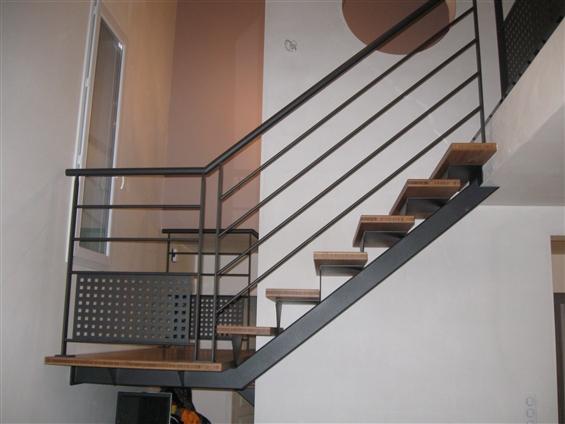 Escalier au Lorroux-Bottereau 44430