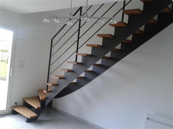 Escalier à LIGNE 44850.