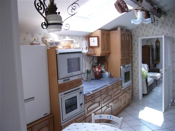 aménagement d'une cuisine à Vertou 44120