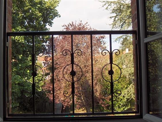 Garde-corps fenêtre. Clisson (44190)