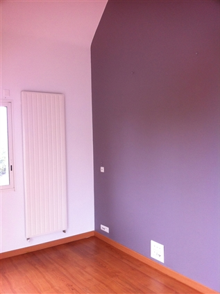 Chiron peinture decoration peintre en batiment 44240 chapelle sur erdre - Conseil peinture mur 2 couleurs ...