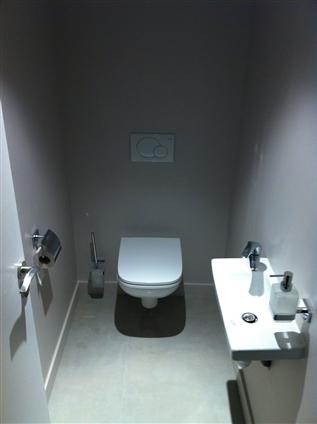Installation de WC suspendu à La Baule 44500.