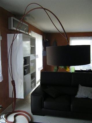 Lampadaire d'intérieur Arco design. Mouzillon (44330)