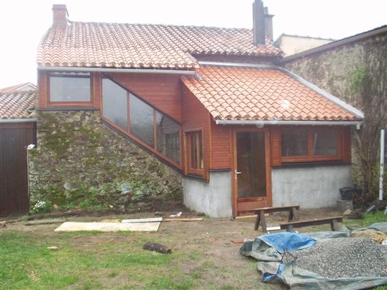 Rénovation à Montbert