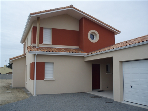 Maison neuve à LA PLAINE SUR MER 44770