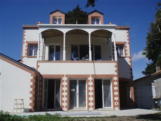Maison neuve à PREFAILLE 44770.