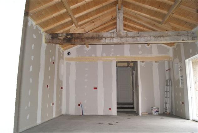rénovation  grange par JCT, artisan basé à la Sicaudais, Arthon en Retz, 44 320